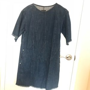 Rag n Bone demin dress size s